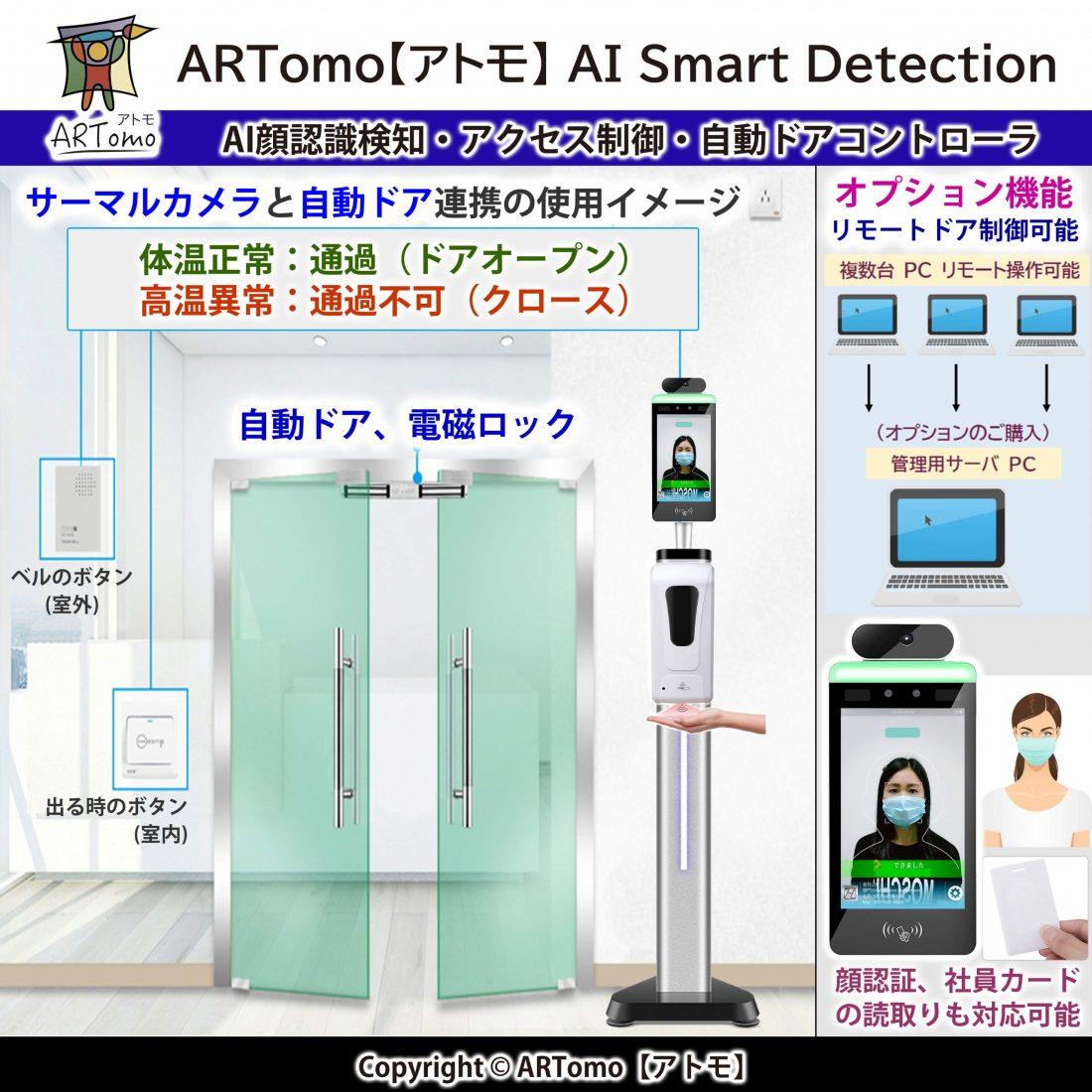 ARTomo-AT08HD_Series_Door_Control